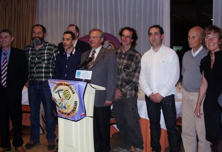Premiados VIII Gala FCDME 2011