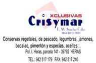 EXCLUSIVAS CRISYMAR