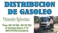 DISTRIBUCIÓN GASÓLEO Vicente Iglesias