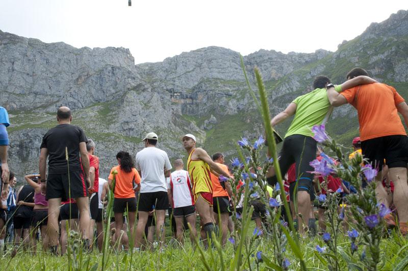 El 'III Km Vertical Fuente Dé-Picos de Europa' ® se disputará el 10 de junio en el Parque Nacional Picos de Europa