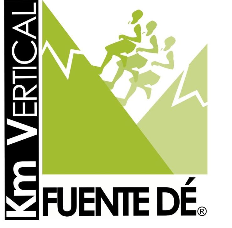 Logotipo ganador Km Vertical Fuente Dé