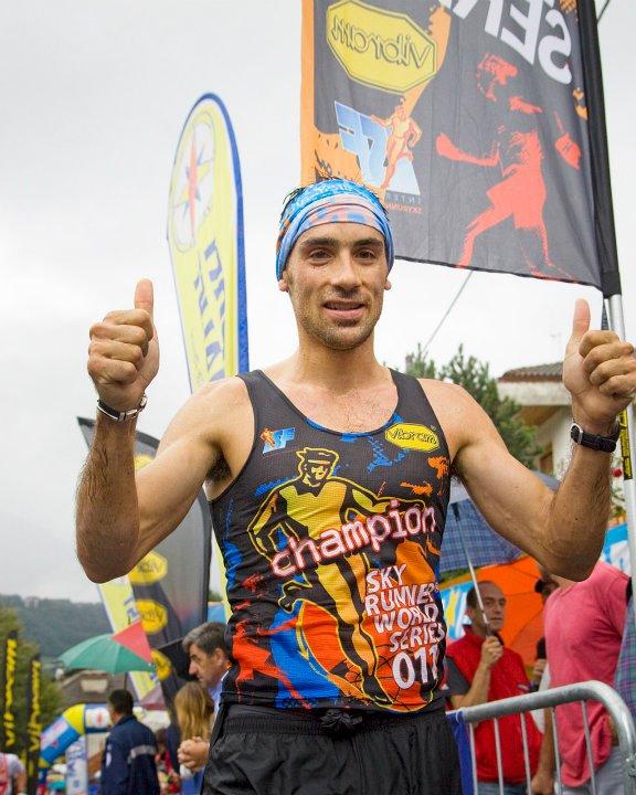 Luis A. Hernando, campeón del Mundo