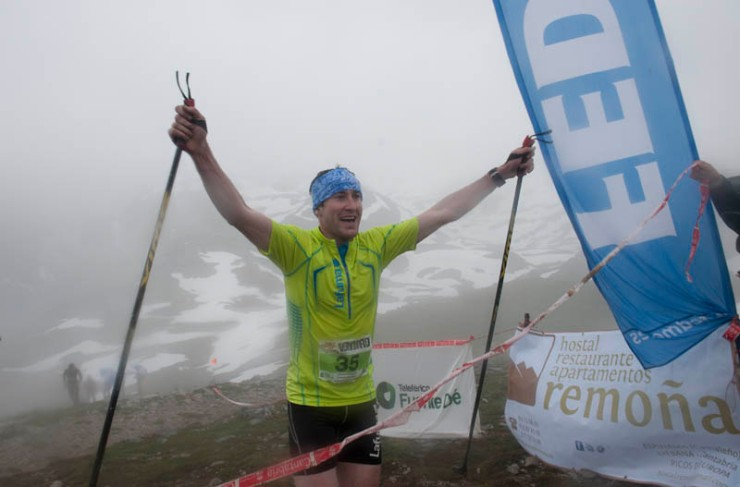 Lariz campeón km vertical fuente de 2013
