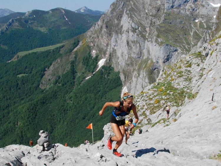 Paula Cabrerizo, presente y futuro de las carreras por montaña.