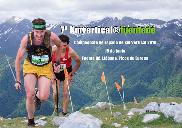 7º Km Vertical® Fuente Dé