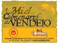 Miel Colmenares de Vendejo