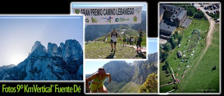 Fotos del 9º KmVertical® Fuente Dé 2019 en picos de Europa